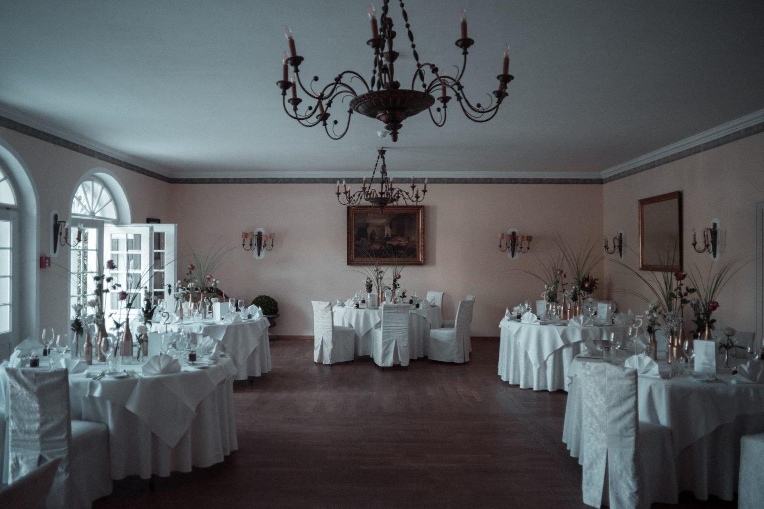Hochzeit in Salzburg, Schlosswirt Anif