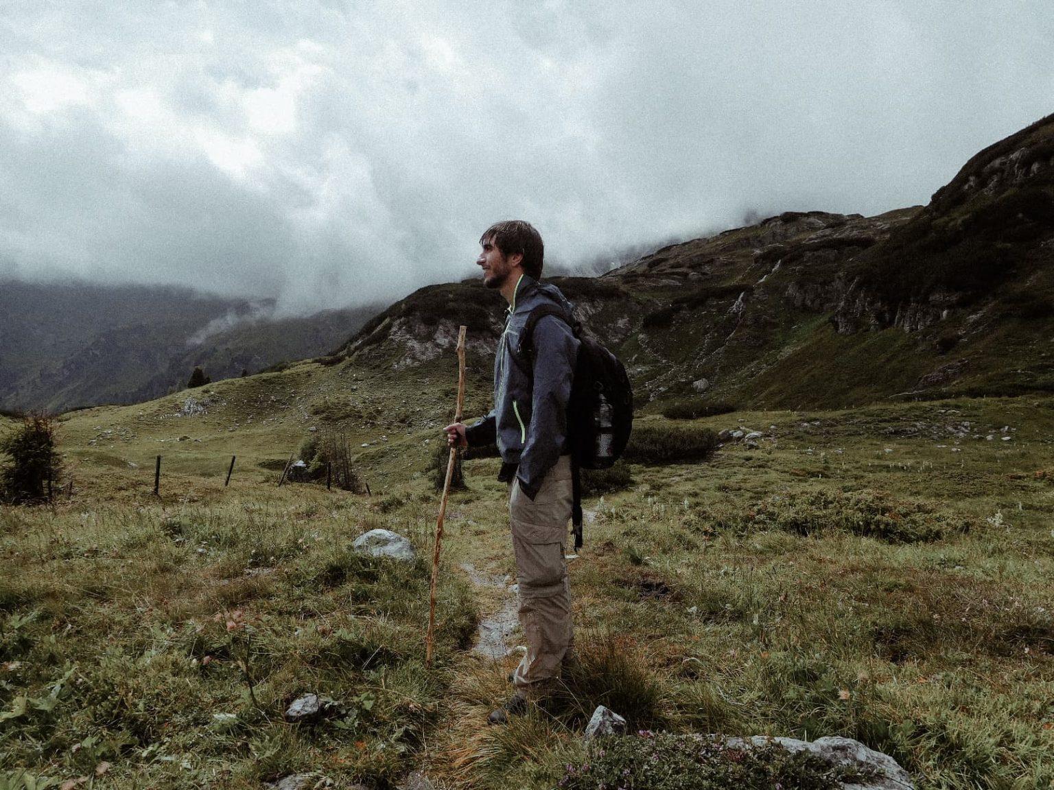 Berge, Wandern, Heiraten, Elopement, Felix